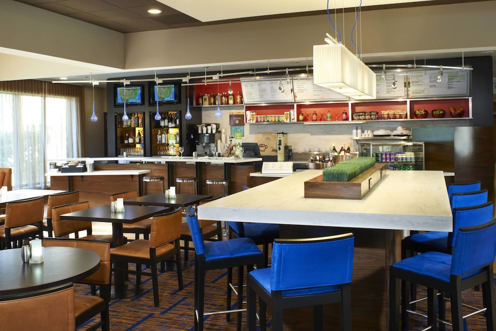 Restaurant, Courtyard by Marriott Detroit Warren