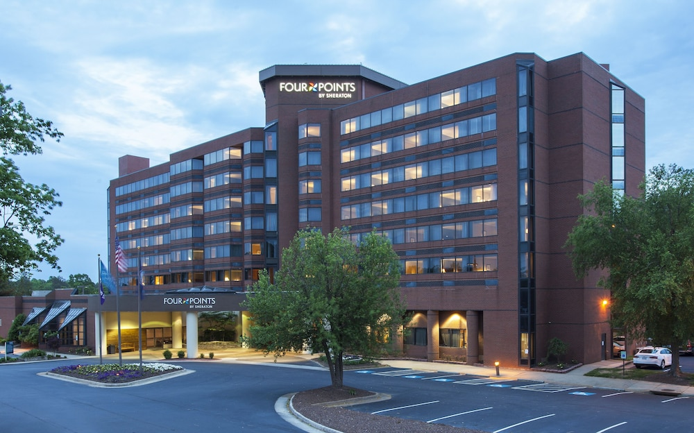 Four Points by Sheraton Richmond: 2019 Room Prices $85, Deals