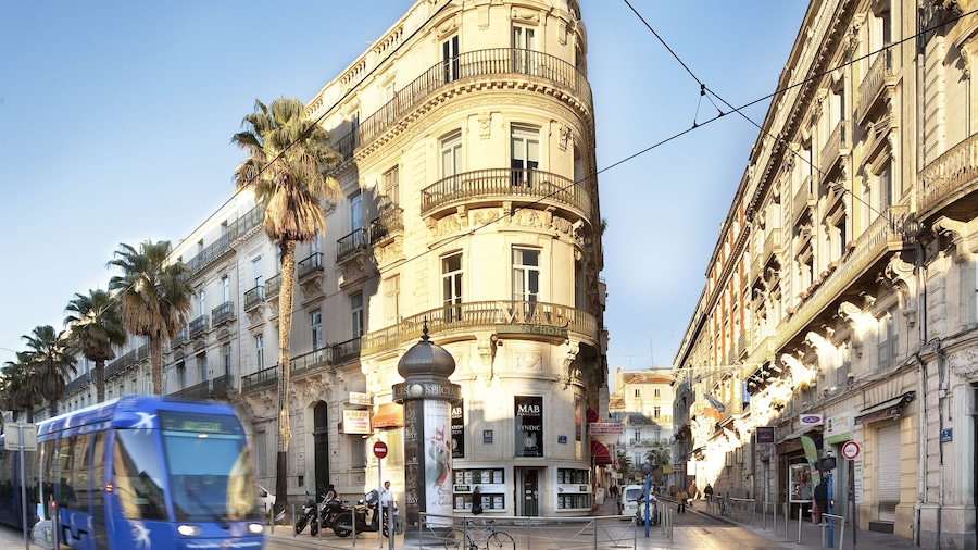 Hôtel Oceania Le Métropole Montpellier