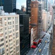Utsikt mot gaten