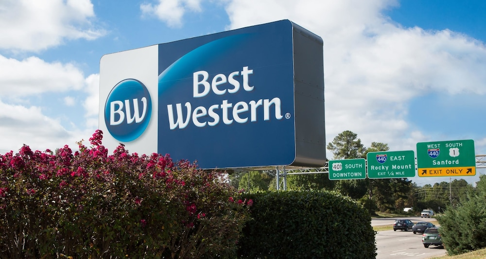 Best Western Hotel On Capital Blvd In Raleigh Nc