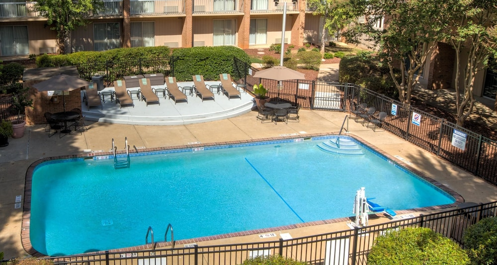 Pool, Best Western Raleigh North-downtown