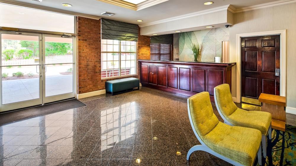 Lobby, Best Western Raleigh North-downtown