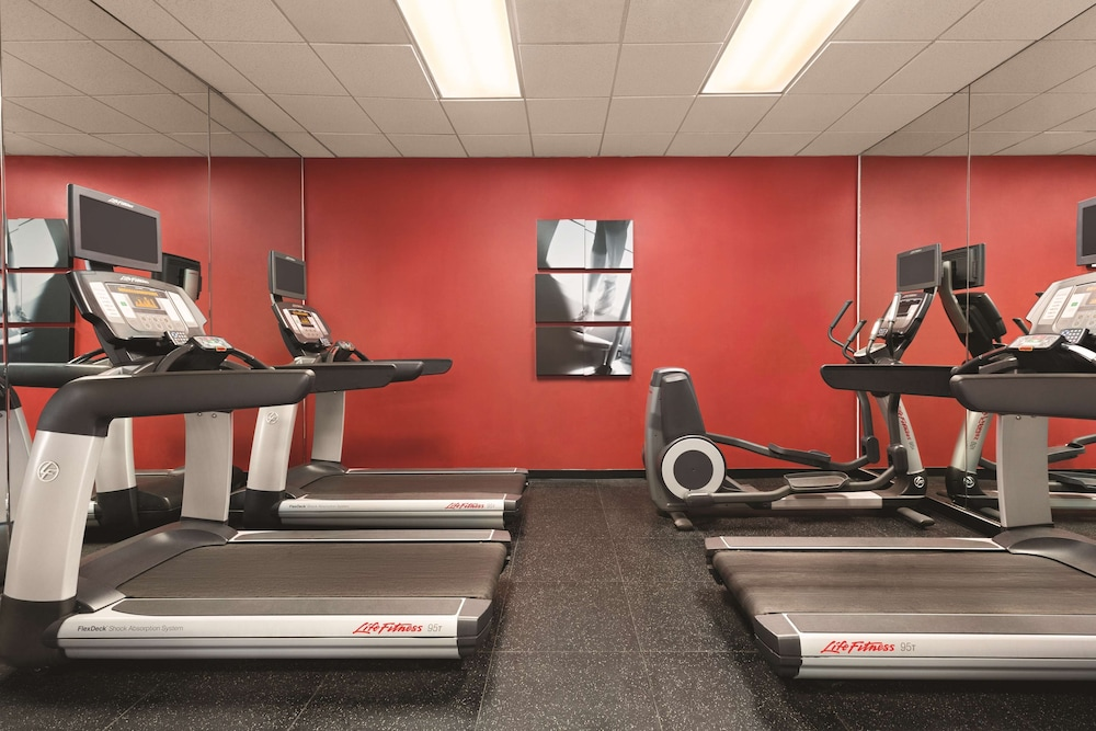 Fitness Facility, Radisson Hotel Seattle Airport