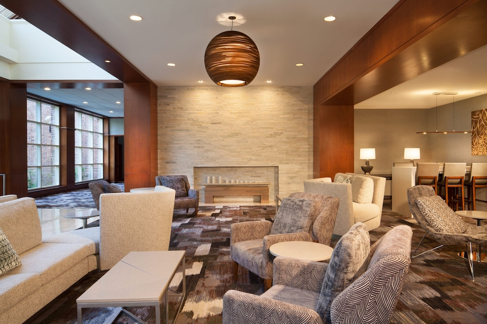 Lobby, The Westin Princeton at Forrestal Village