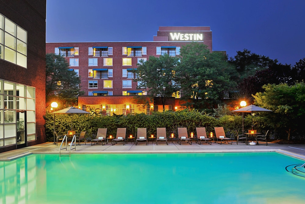 Outdoor Pool, The Westin Princeton at Forrestal Village