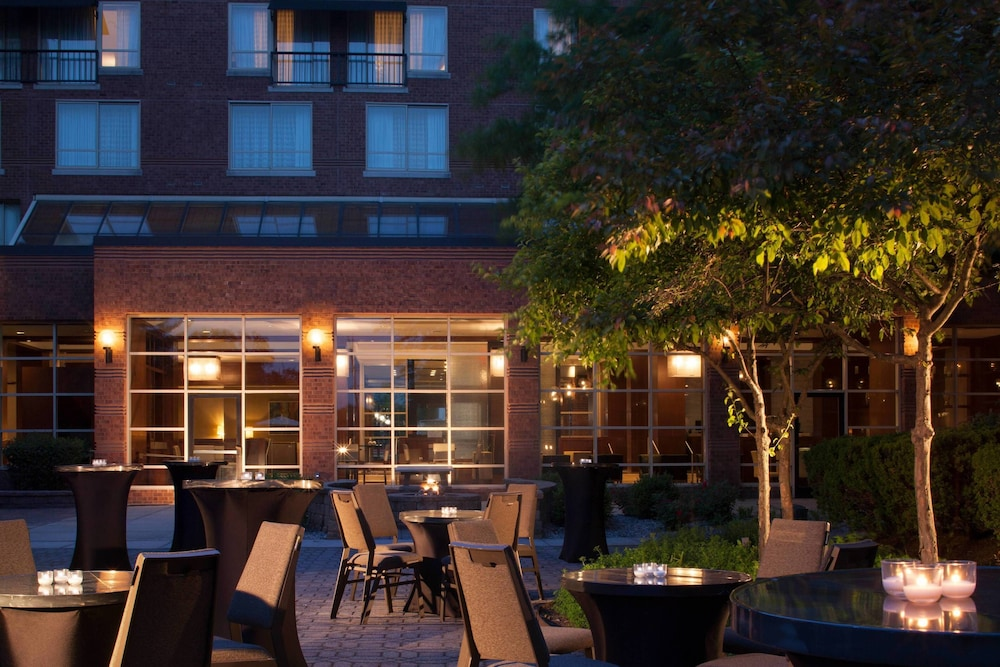 Terrace/Patio, The Westin Princeton at Forrestal Village