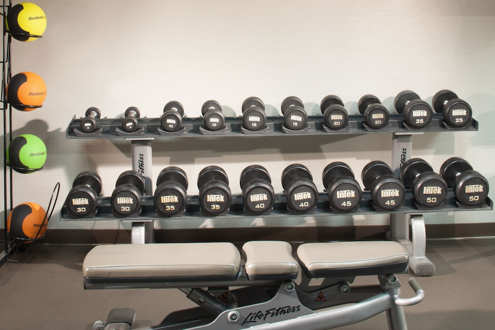 Fitness Facility, The Westin Princeton at Forrestal Village