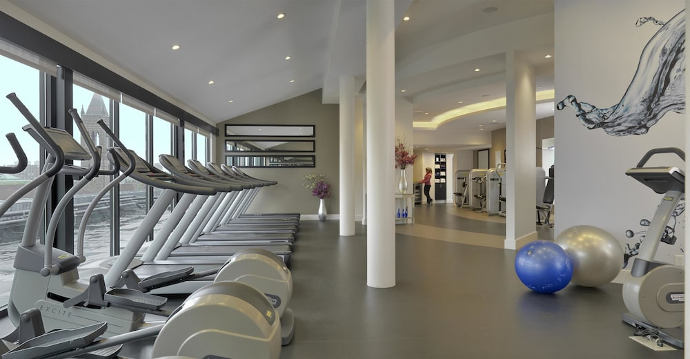 Fitness Facility, Fairmont Copley Plaza, Boston