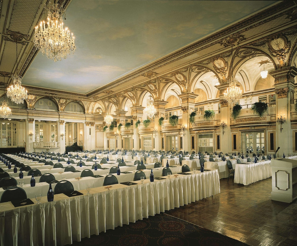 Ballroom, Fairmont Copley Plaza, Boston