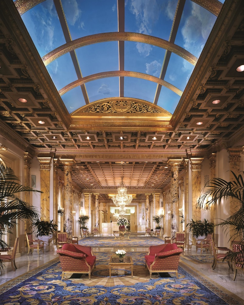 Lobby, Fairmont Copley Plaza, Boston