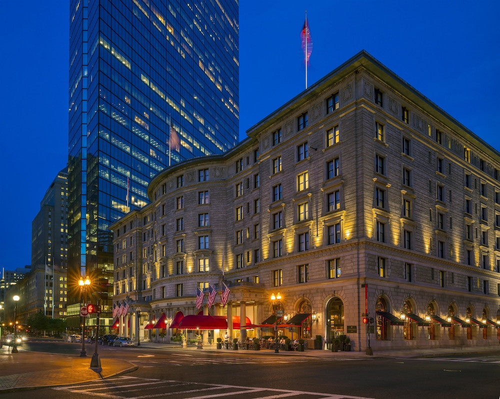 Featured Image, Fairmont Copley Plaza, Boston