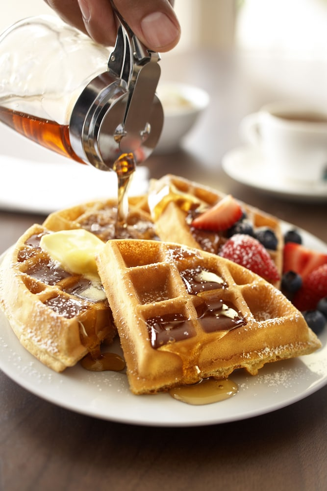 Breakfast buffet, Country Inn & Suites by Radisson, Lincoln Airport, NE