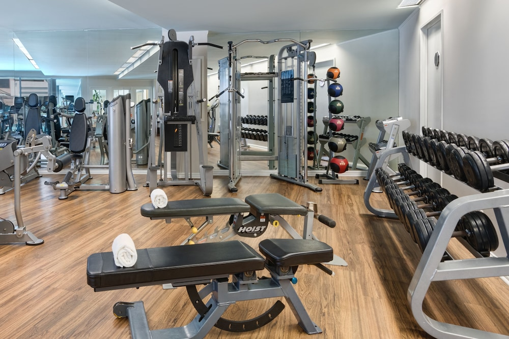 Fitness Facility, Windsor Court Hotel