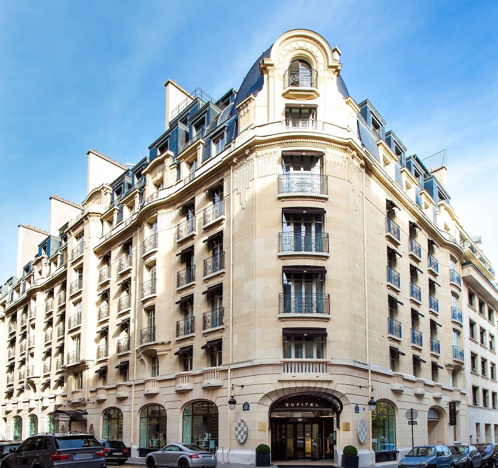 Front of Property, Sofitel Paris Arc de Triomphe