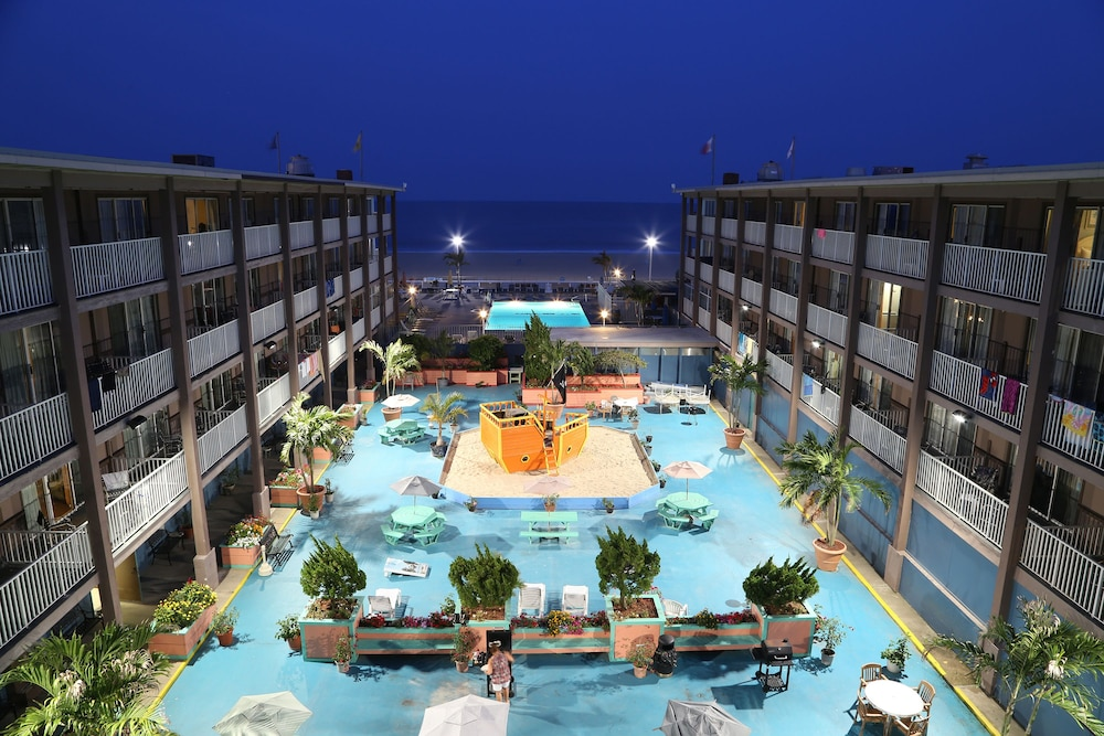 Flagship Oceanfront Hotel In Ocean City Cheap Hotel Deals Rates