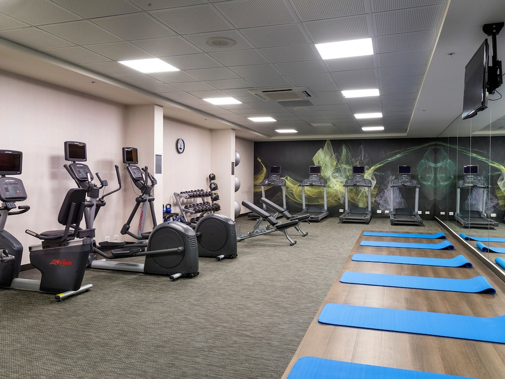 Fitness Facility, Wyndham Garden at Niagara Falls