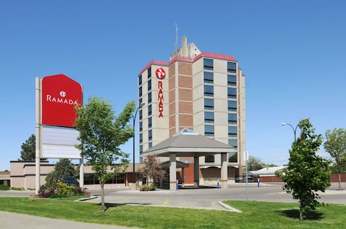 Check Expedia for Availability of Ramada by Wyndham Lethbridge