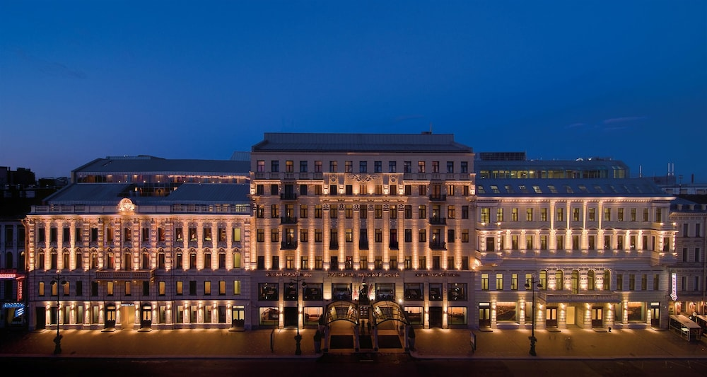 Front of Property - Evening/Night, Corinthia Hotel St Petersburg