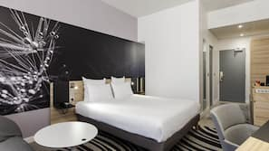 Ropa de cama de alta calidad, colchones viscoelásticos, caja fuerte