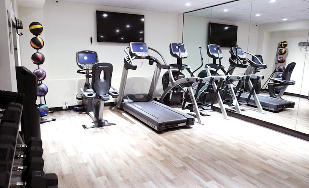 Fitness Facility, The Evelyn Hotel