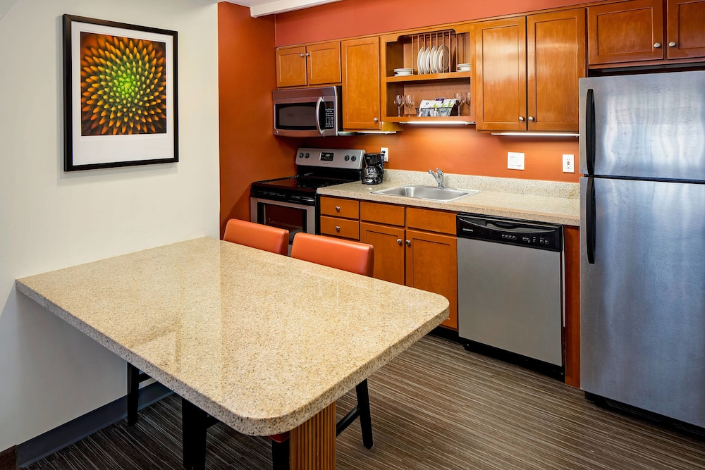 Private Kitchen, Residence Inn by Marriott Cherry Hill