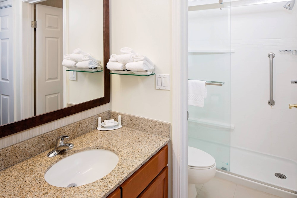 Bathroom, Residence Inn by Marriott Cherry Hill