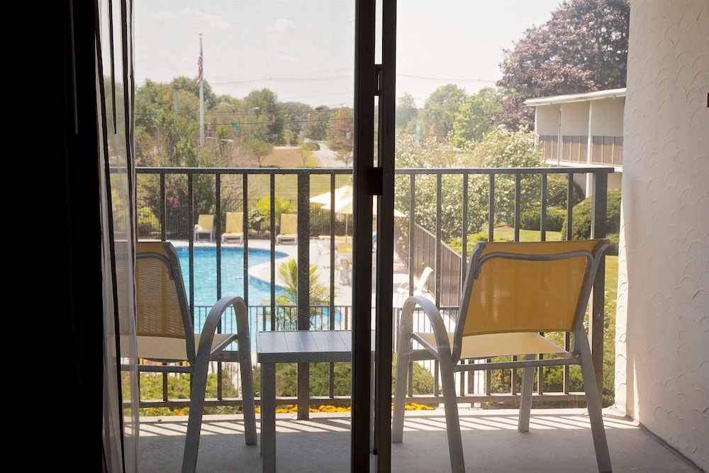 Balcony View, Best Western At Historic Concord