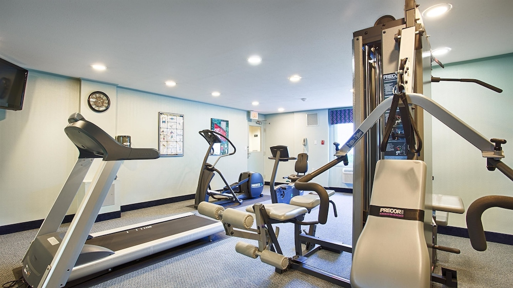 Fitness Facility, Best Western At Historic Concord