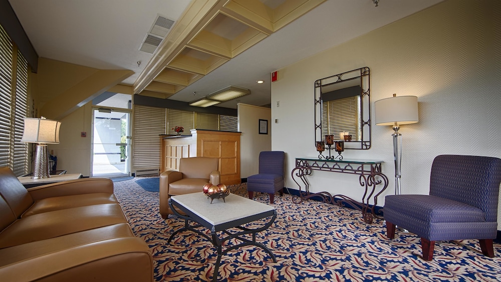 Reception, Best Western At Historic Concord
