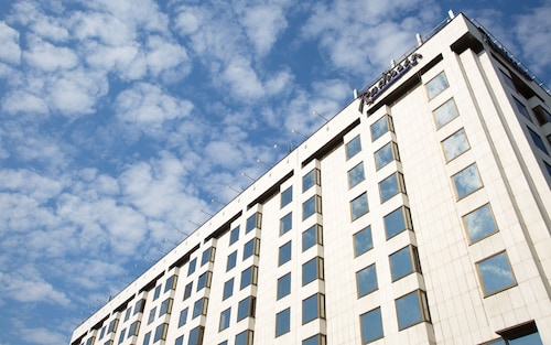 Radisson Slavyanskaya Hotel and Business Centre, Moscow