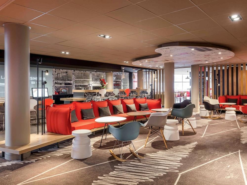 Ibis le havre centre deals reviews le havre france for Bar le bureau le havre