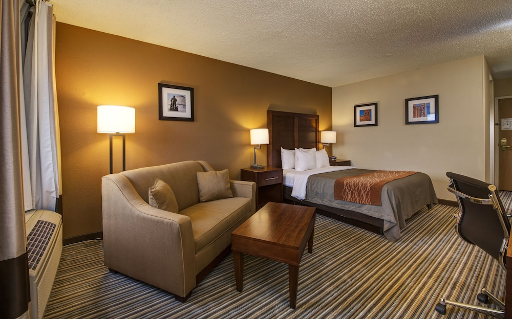 Room, Comfort Inn Hall of Fame