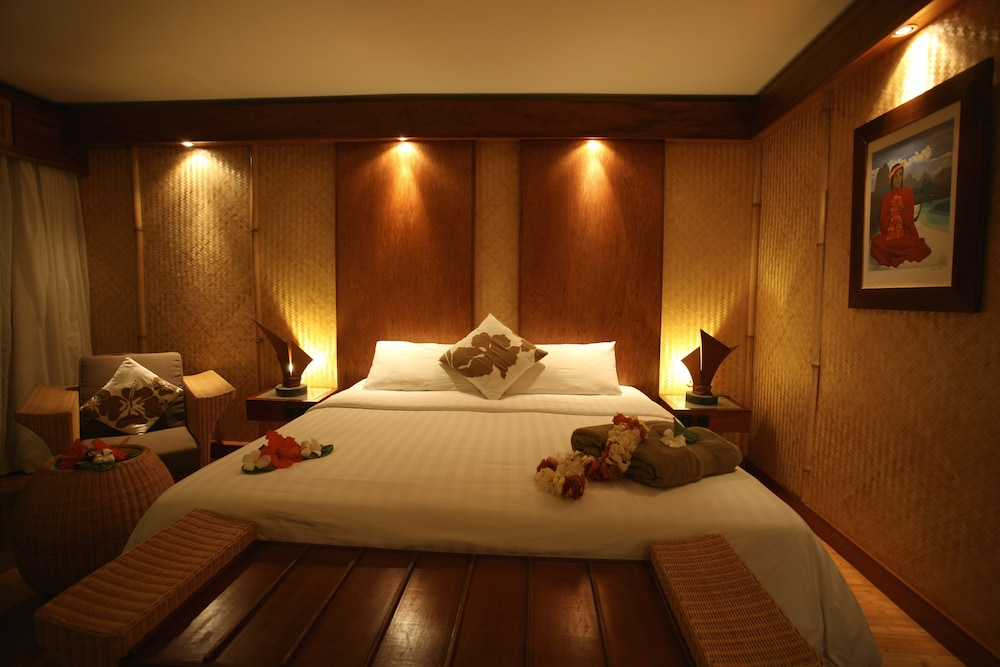 Room, InterContinental Resort and Spa Moorea