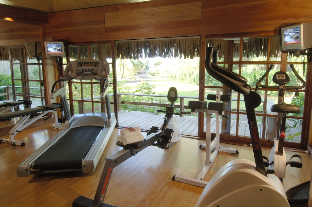 Fitness Facility, InterContinental Resort and Spa Moorea