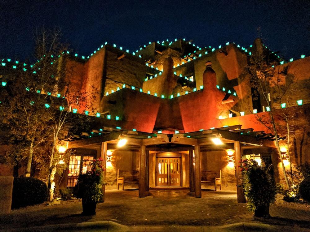 Santa Fe New Mexico Spa Vacation