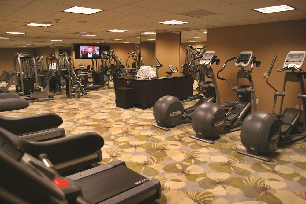 Fitness Facility, Pacific Palms Resort