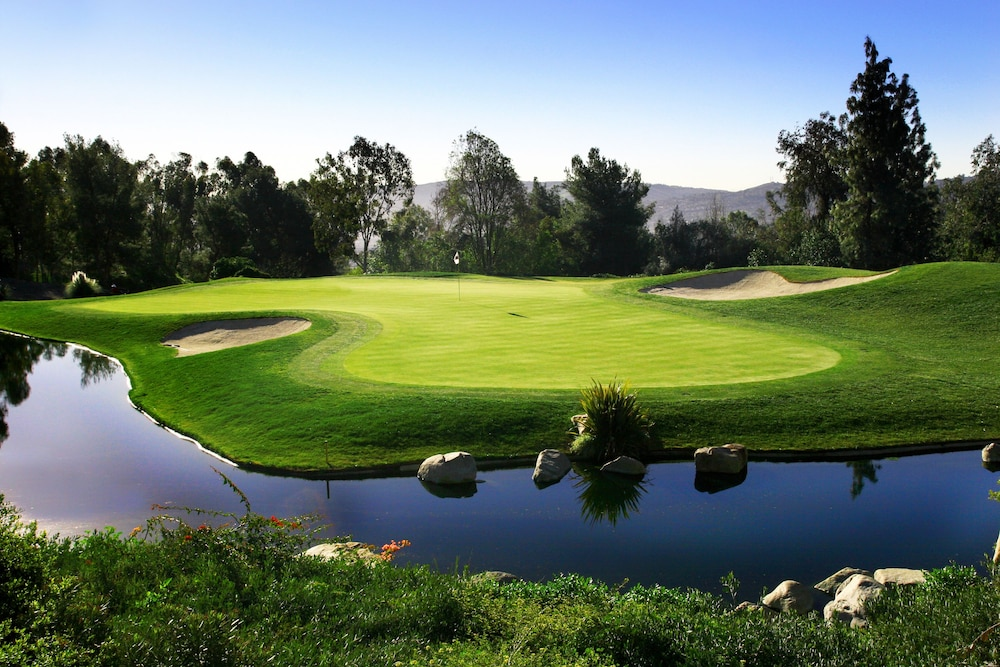 Golf, Pacific Palms Resort