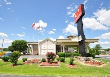 Front of Property, Econo Lodge Princess Anne