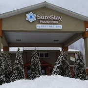 SureStay Plus Hotel By Best Western Salmon Arm