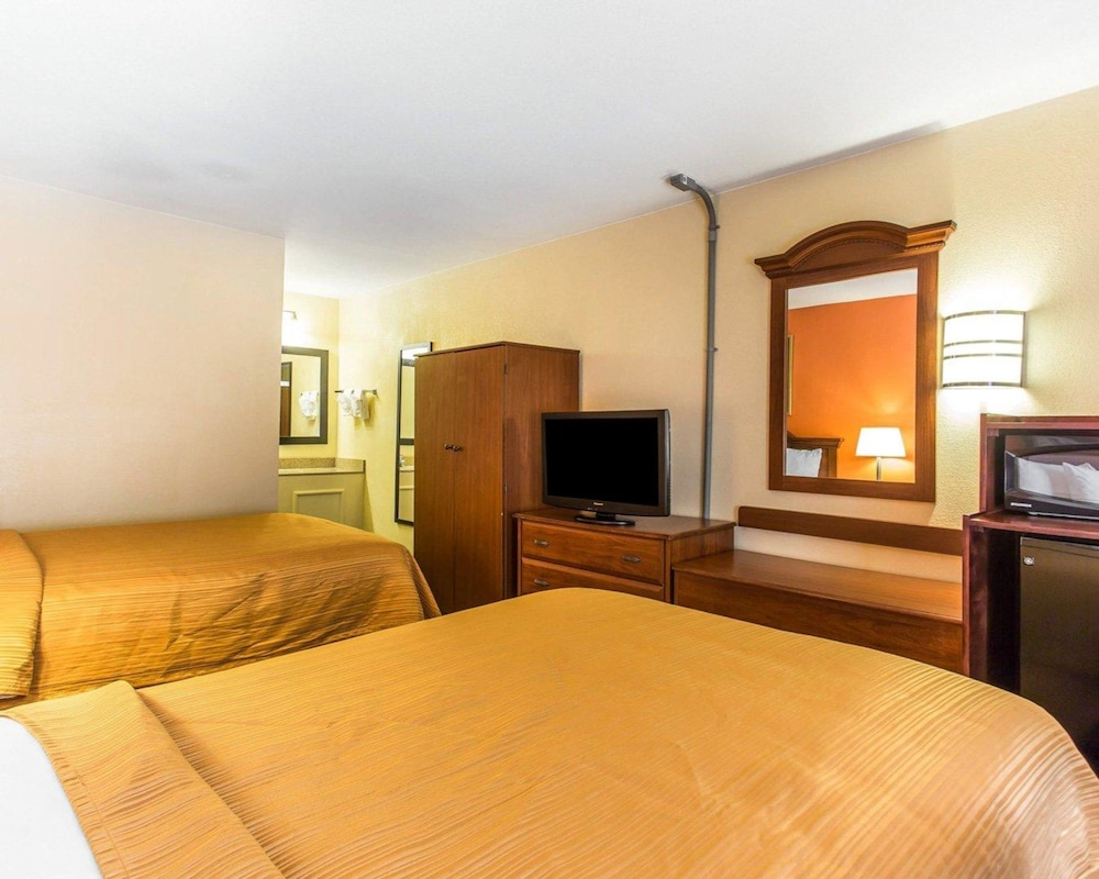 Room, Quality Inn University