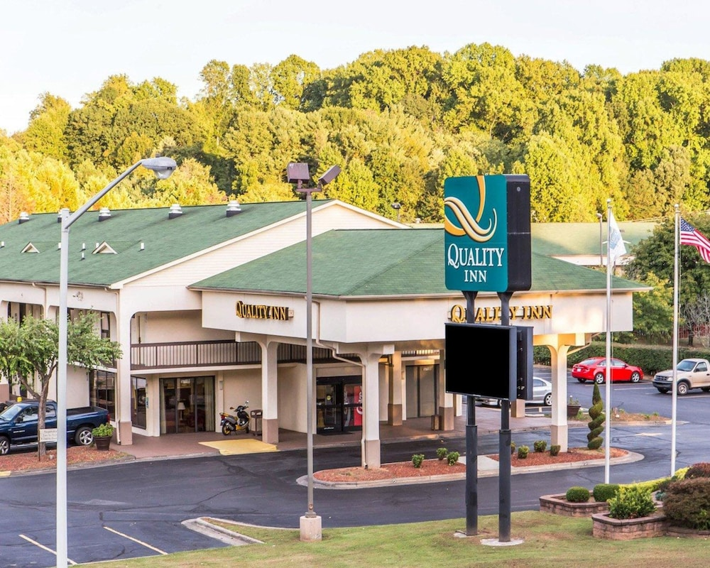 Featured Image, Quality Inn University