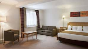 Desk, free cots/infant beds, free rollaway beds, free WiFi