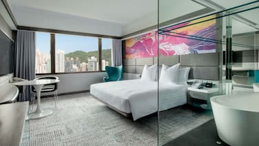 The Park Lane Hong Kong, a Pullman Hotel