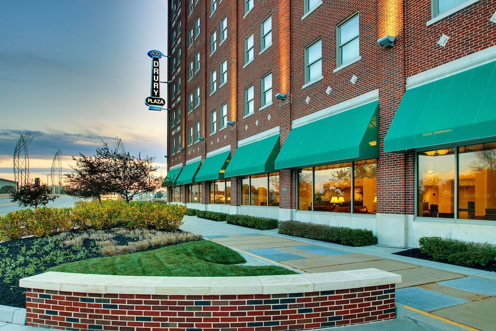 Exterior, Drury Plaza Hotel Broadview - Wichita