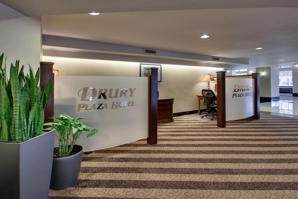 Business Center, Drury Plaza Hotel Broadview - Wichita