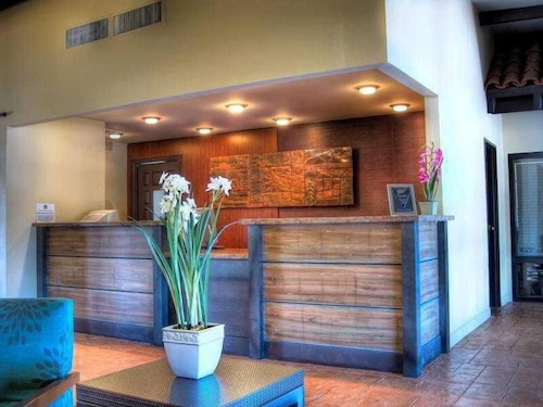 Lobby, Dobson Ranch Inn and Suites, Mesa