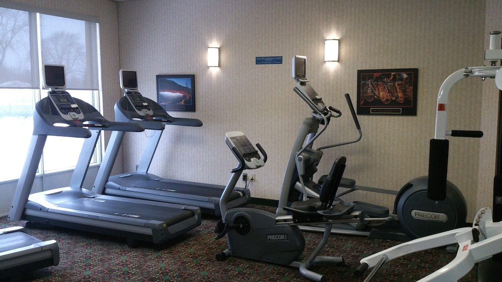 Fitness Facility, Holiday Inn Montreal Longueuil