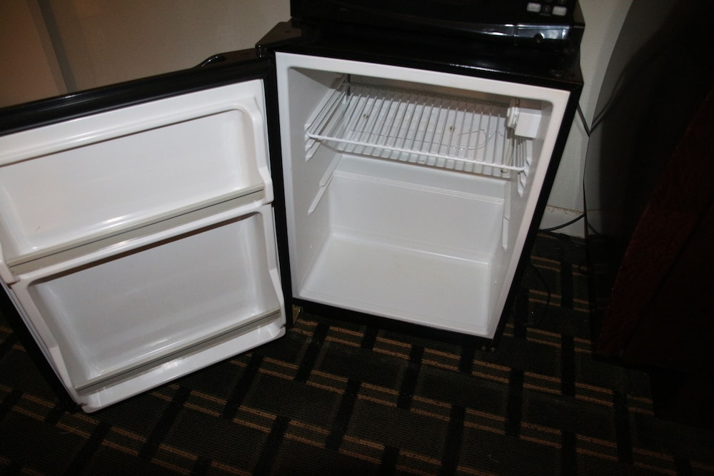 Mini-Refrigerator, Bedford Plaza Hotel - Boston
