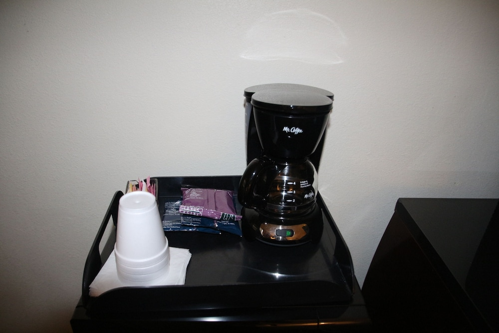 Coffee and/or Coffee Maker, Bedford Plaza Hotel - Boston